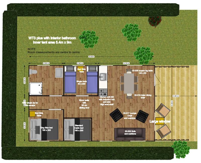 North Devon Floor Plan